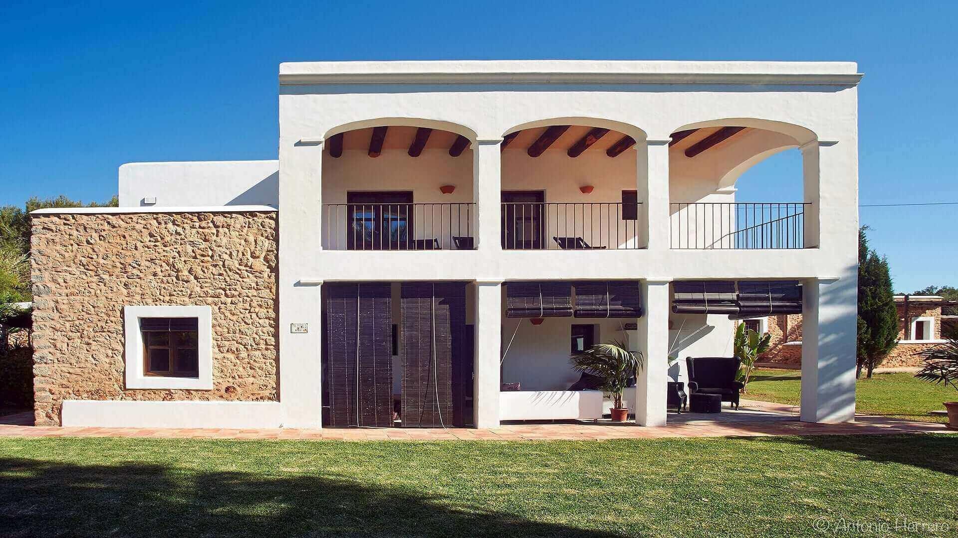 Villa Alicia Ibiza 7 Main House