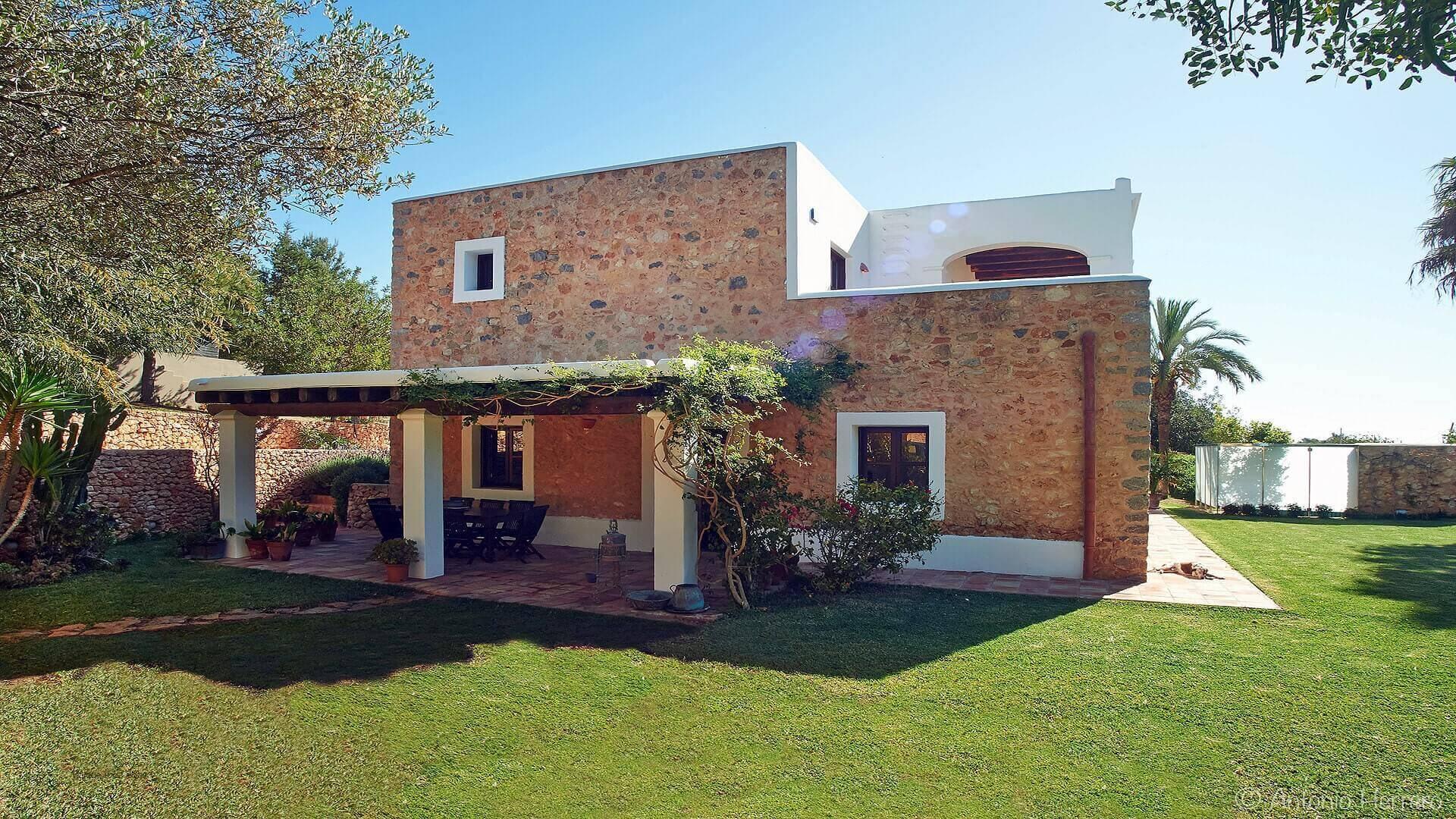 Villa Alicia Ibiza 8 Main House