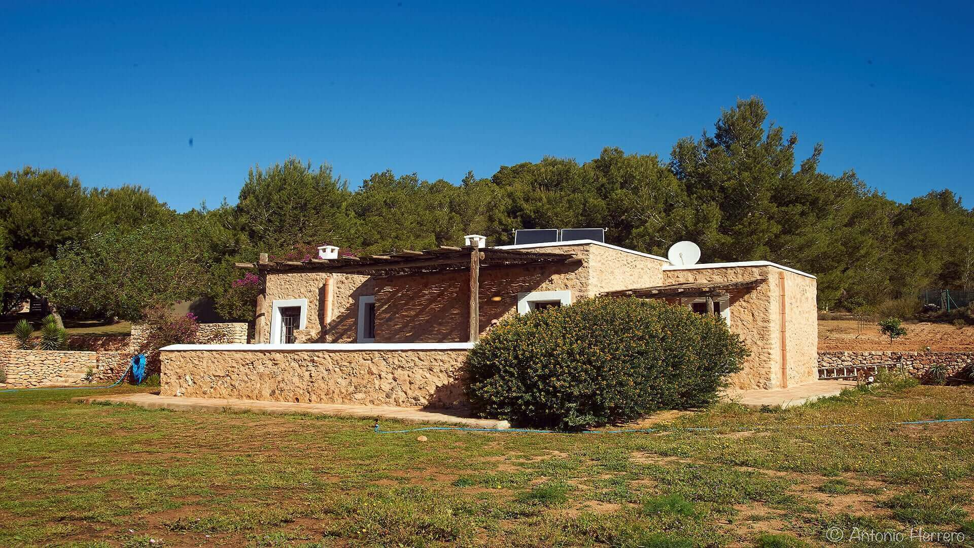 Villa Alicia Ibiza 11 Bungalow