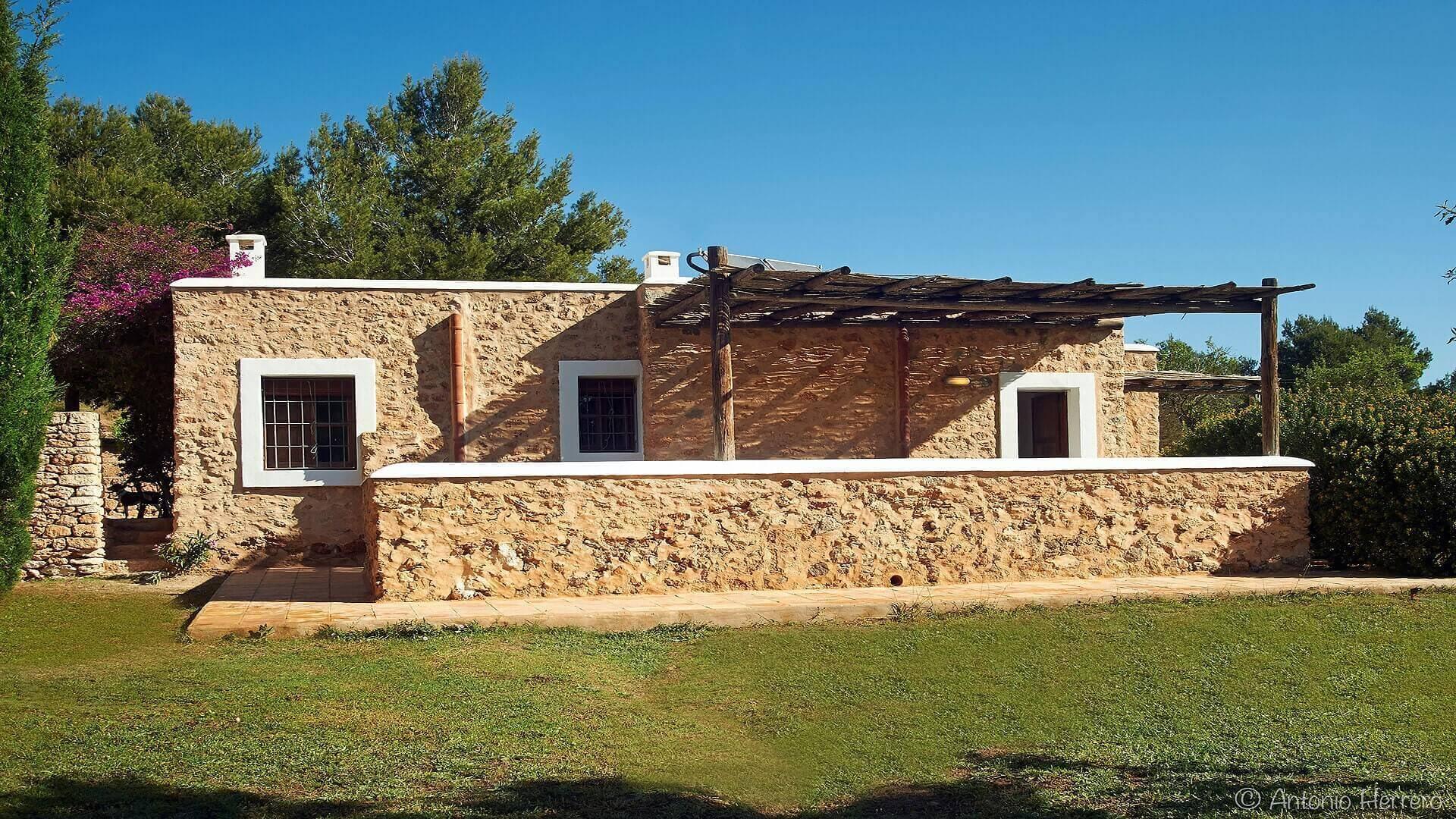 Villa Alicia Ibiza 12 Bungalow