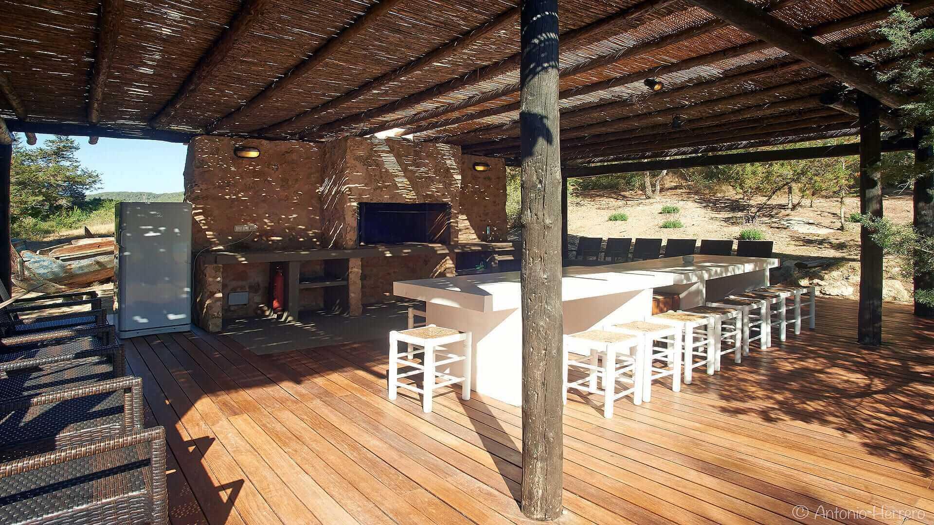 Villa Alicia Ibiza 14 Near Ibiza Town
