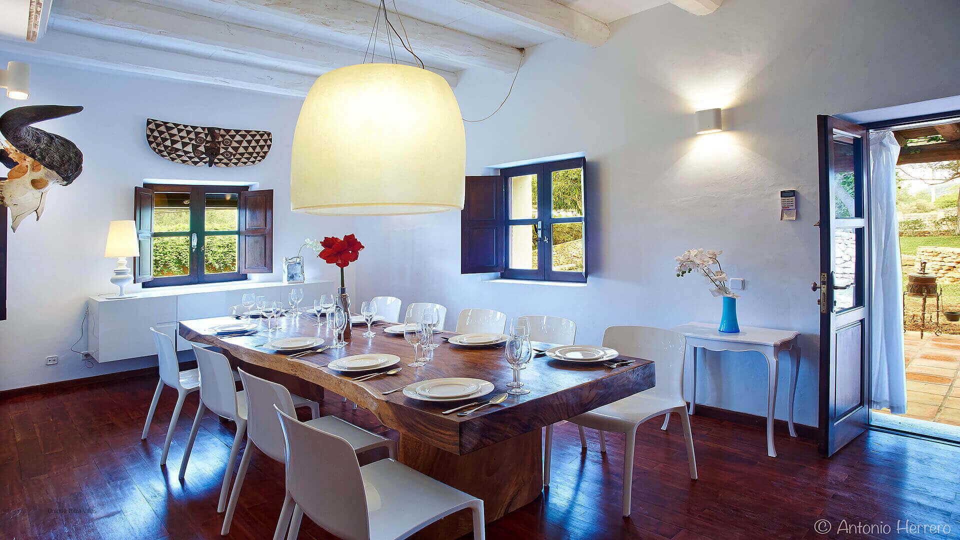 Villa Alicia Ibiza 17 Near Ibiza Town