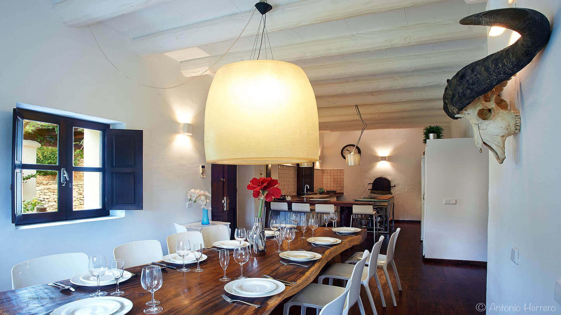 Villa Alicia Ibiza 19 Near Ibiza Town