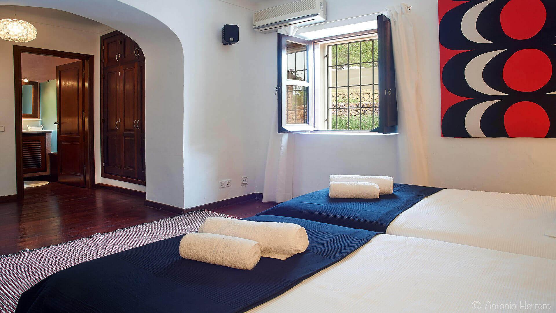 Villa Alicia Ibiza 24 Bedroom 1