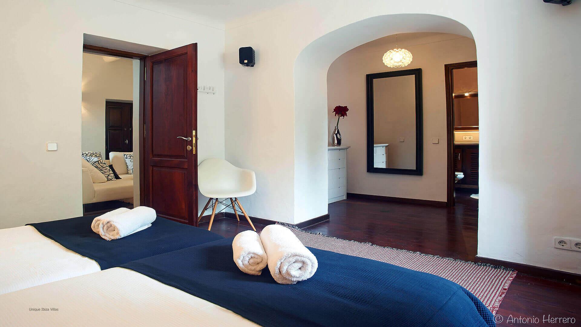 Villa Alicia Ibiza 25 Bedroom 1