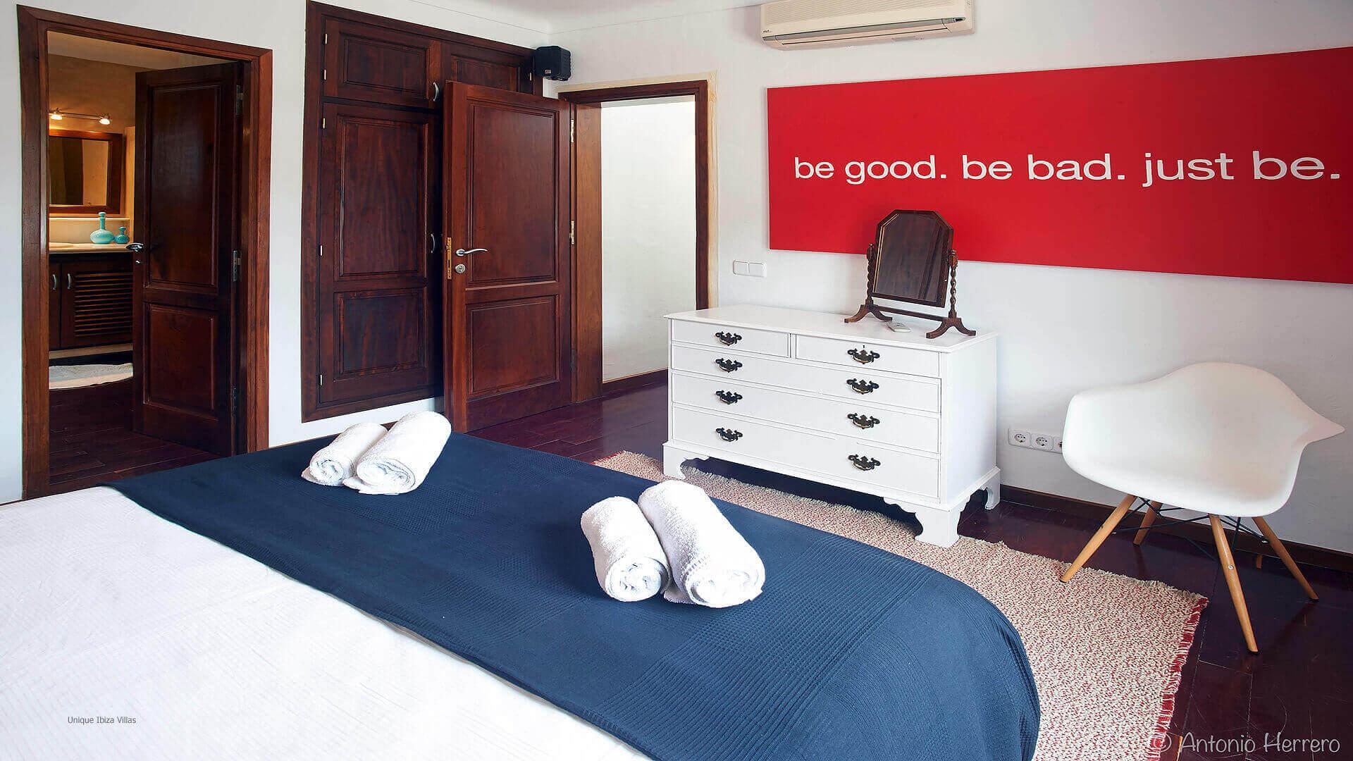 Villa Alicia Ibiza 35 Bedroom 4