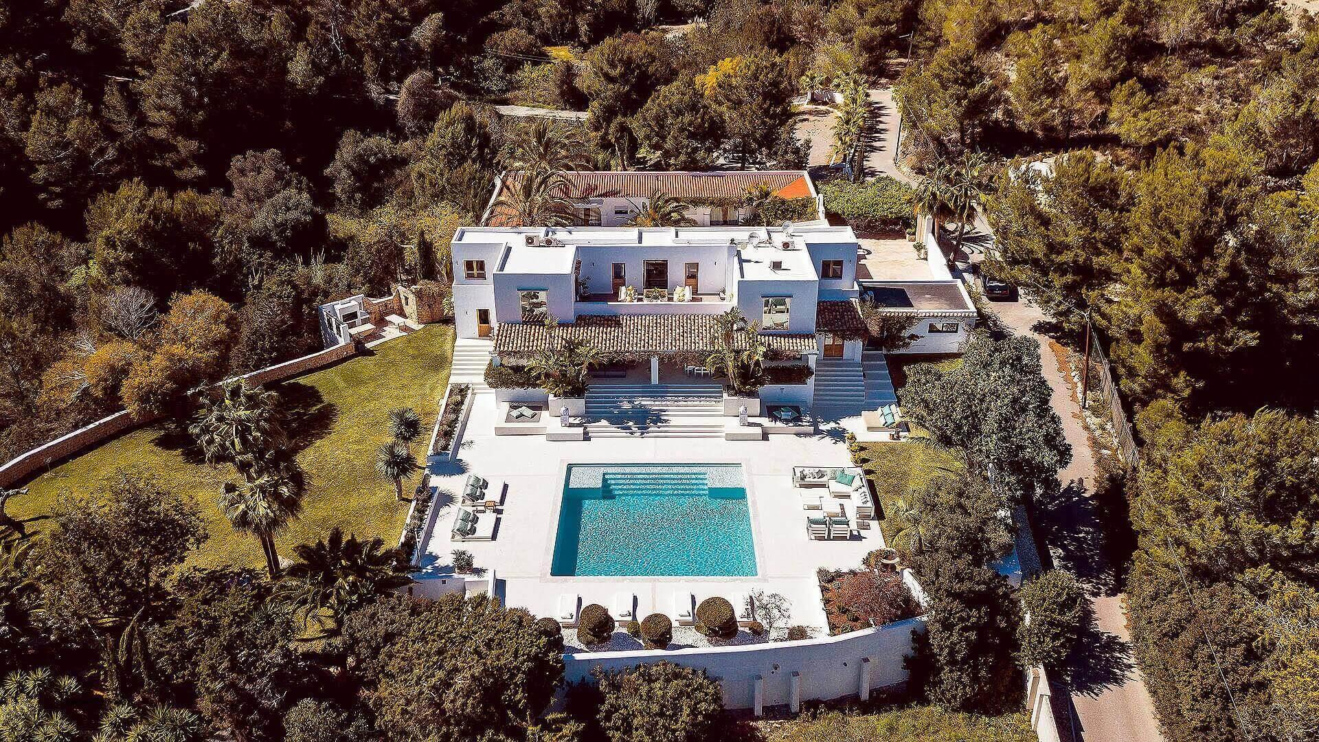 Villa Amy Ibiza 6 Near Ibiza Town