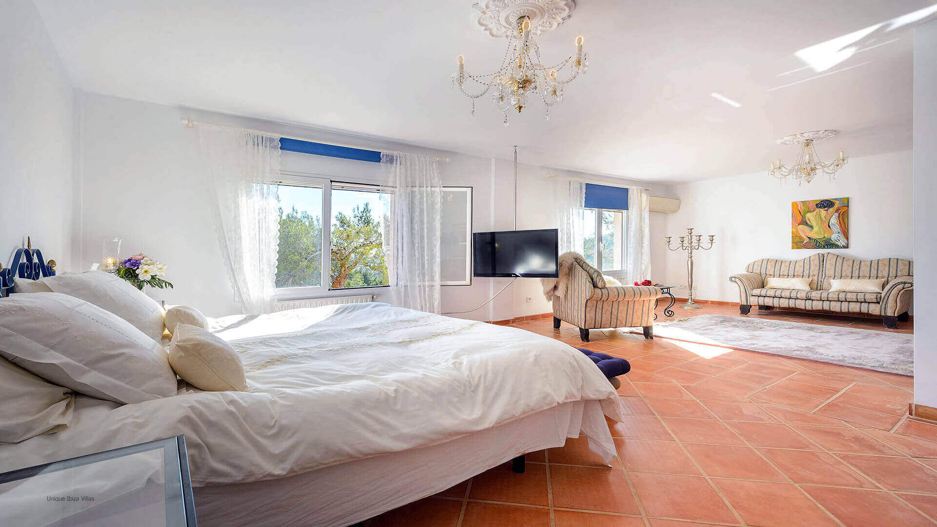 Villa Barrica Ibiza 28 Bedroom 2