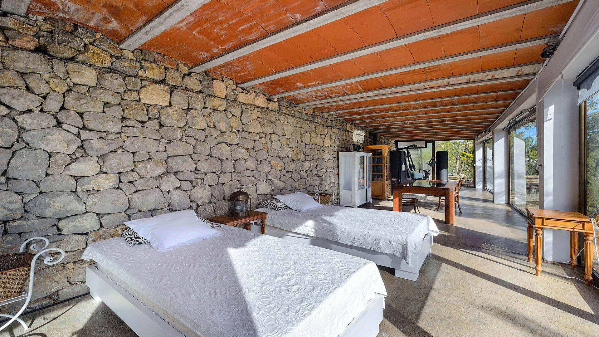 Villa Barrica Ibiza 44 Gym Bedroom 5