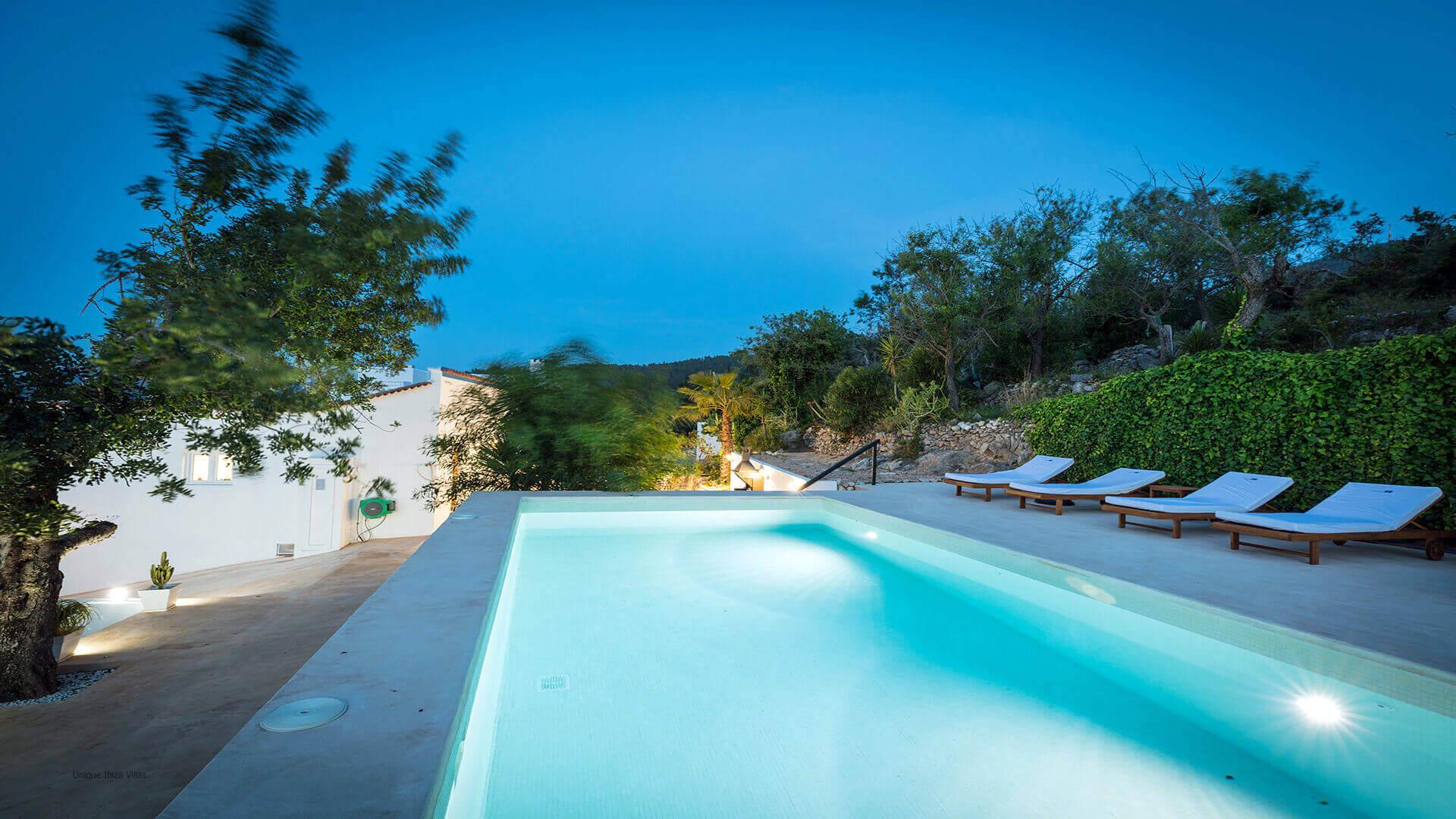 Villa Pep Rey Ibiza 2 Portinax