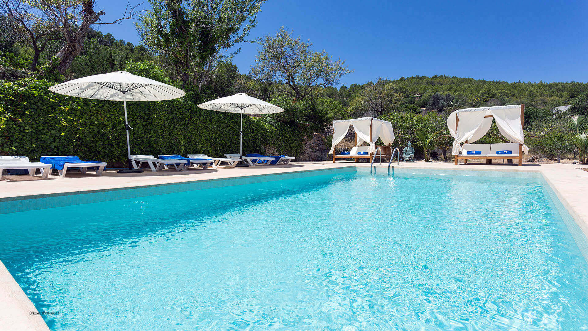 Villa Pep Rey Ibiza 3 Portinax