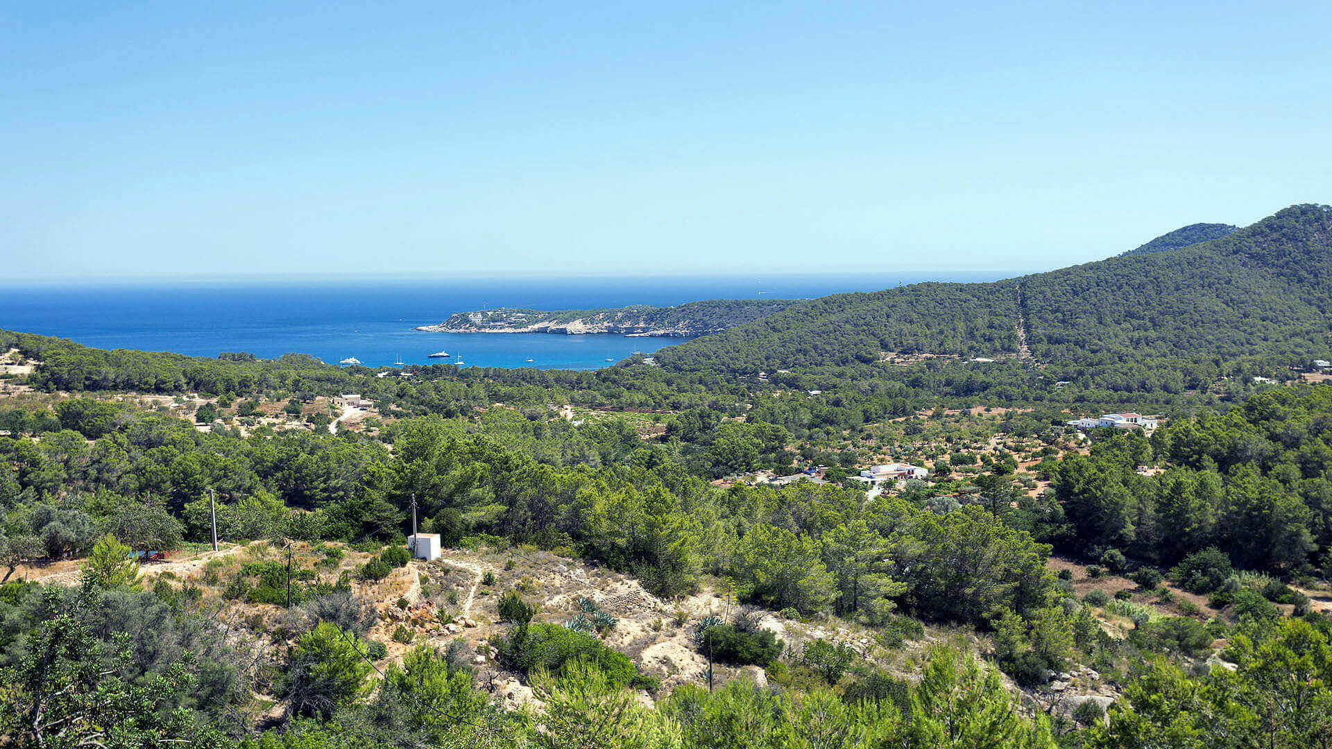 Villa Pep Rey Ibiza 6 Portinax
