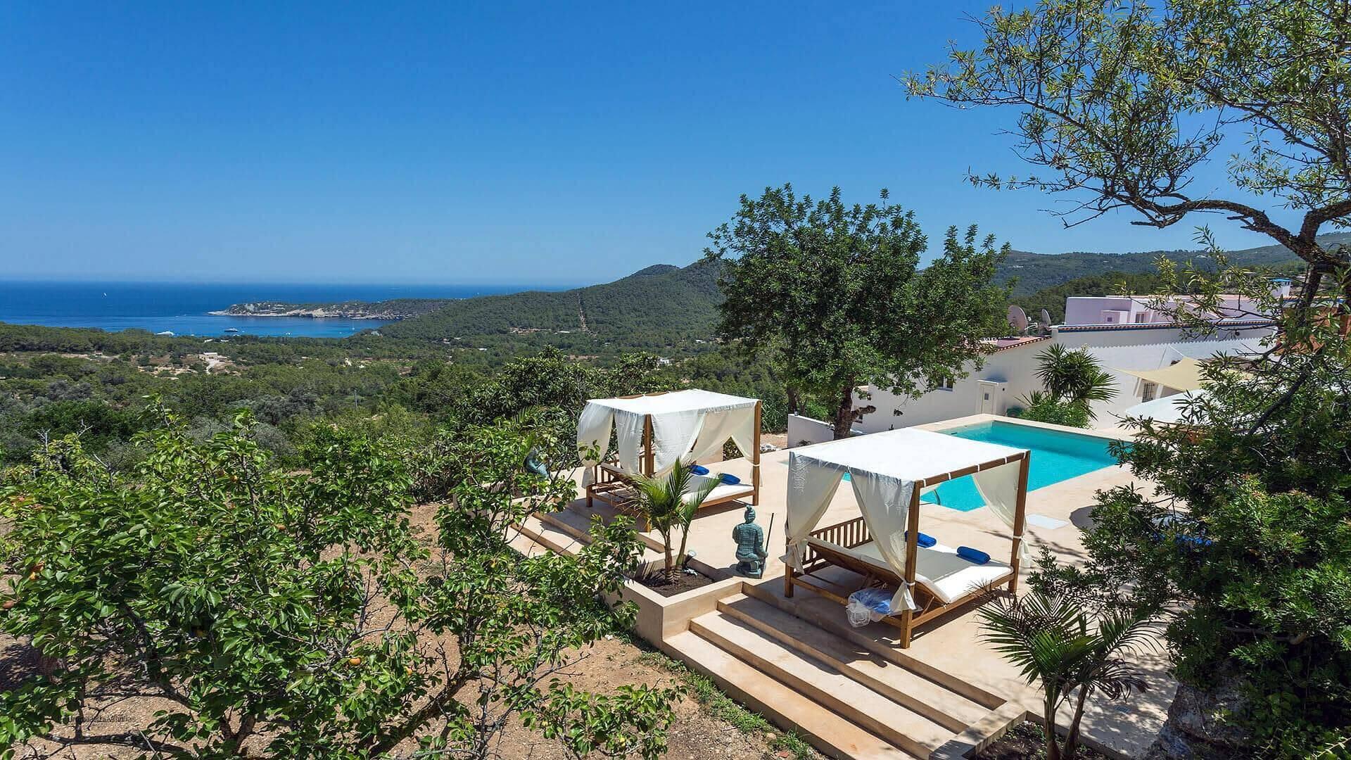 Villa Pep Rey Ibiza 7 Portinax