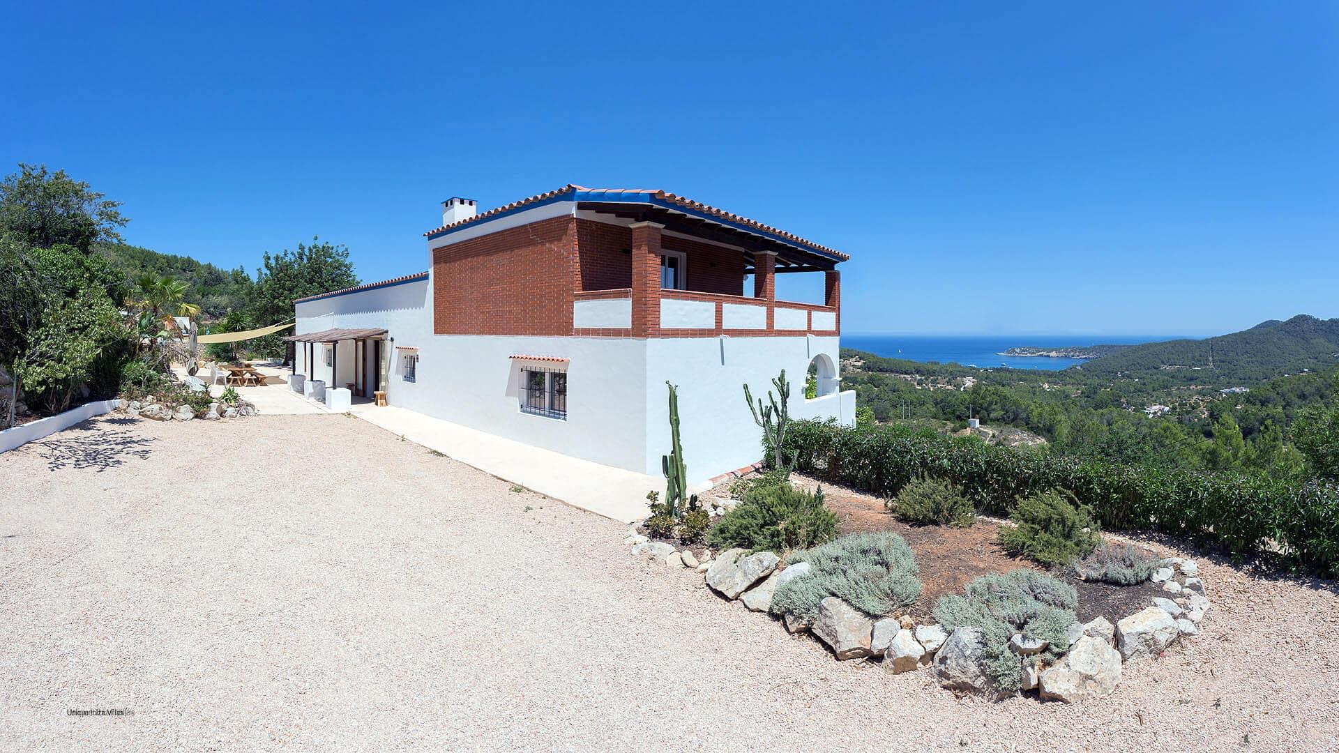 Villa Pep Rey Ibiza 8 Portinax