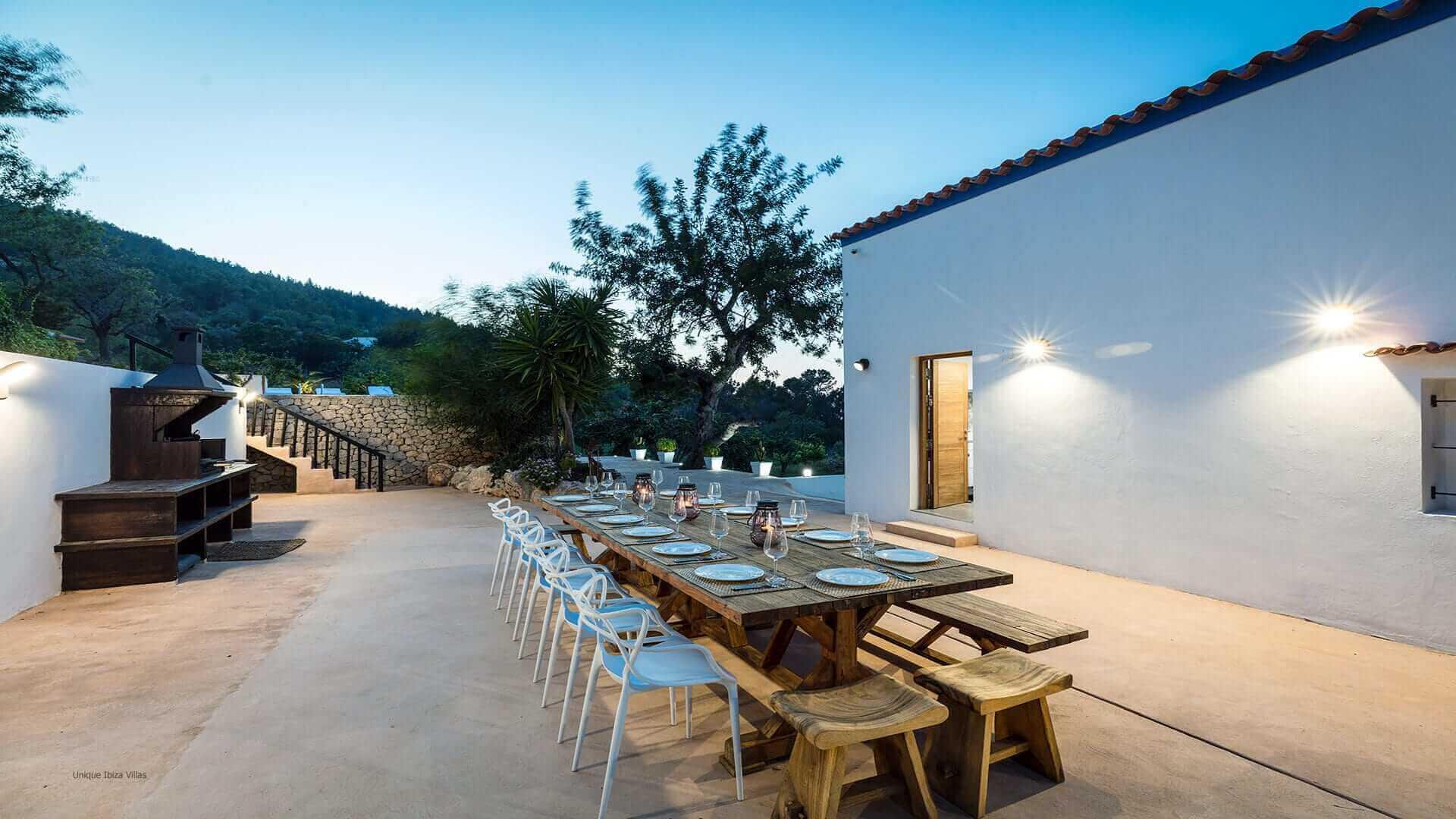 Villa Pep Rey Ibiza 13 Portinax
