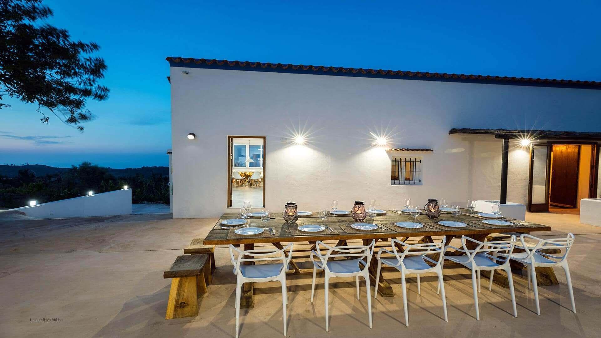 Villa Pep Rey Ibiza 15 Portinax