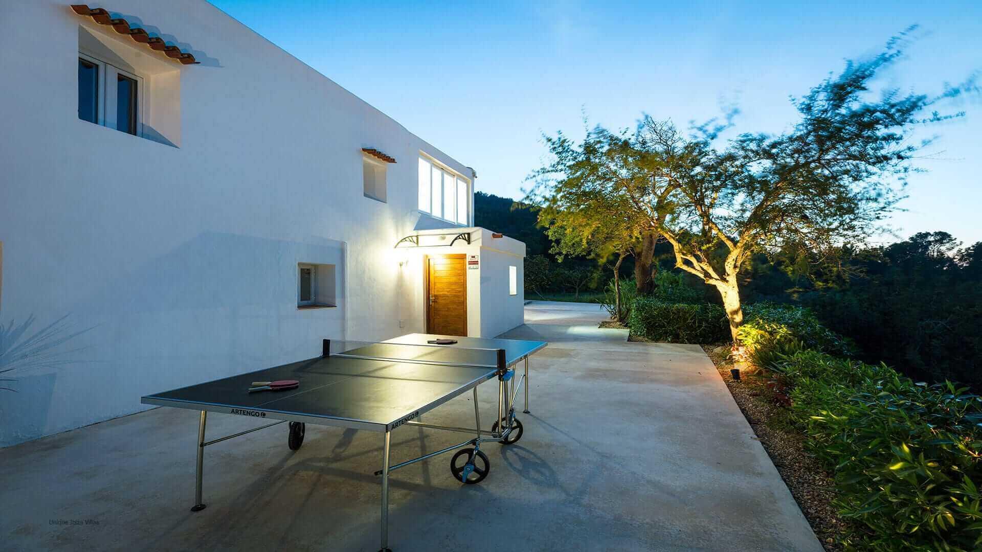 Villa Pep Rey Ibiza 21 Portinax
