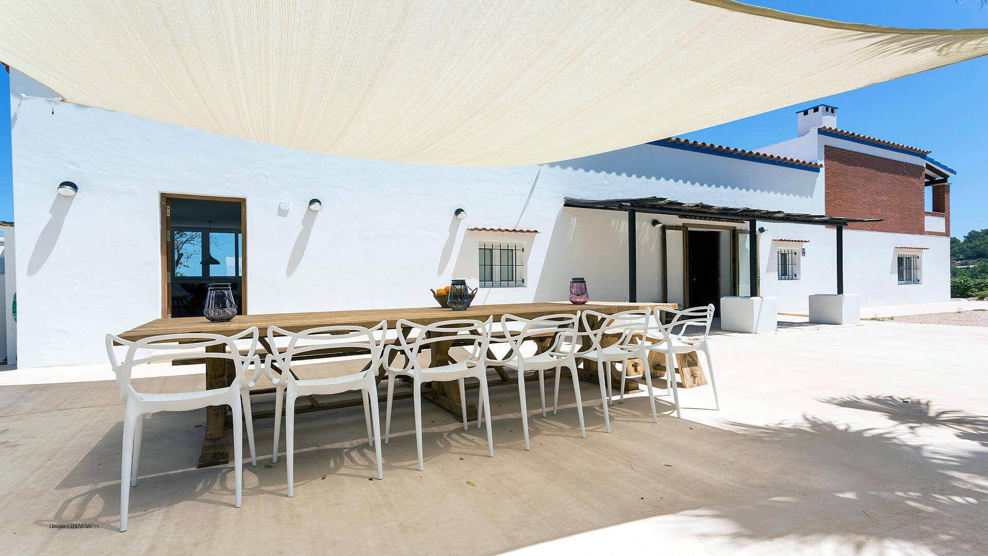 Villa Pep Rey Ibiza 25 Portinax
