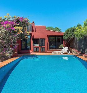 Villa Romantic Ibiza 1 Cala Carbo