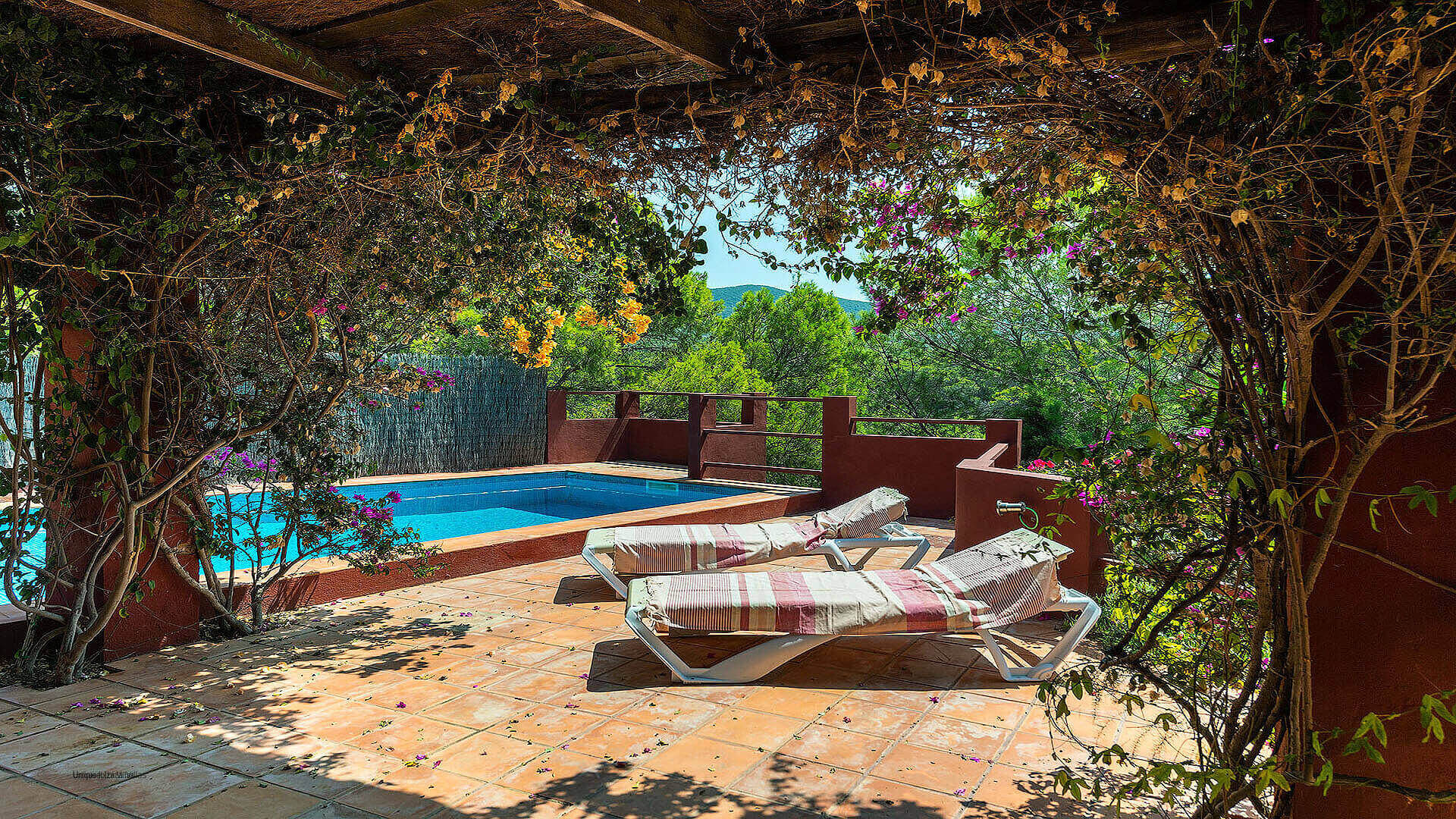 Villa Romantic Ibiza 3 Cala Carbo