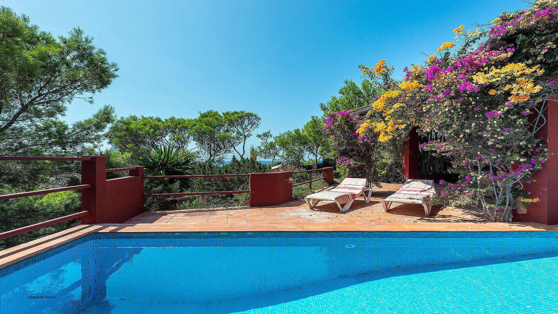 Villa Romantic Ibiza 4 Cala Carbo