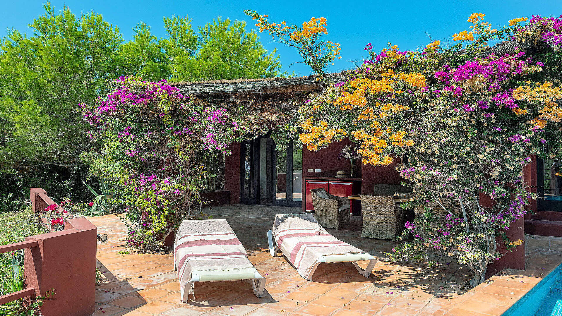 Villa Romantic Ibiza 5 Cala Carbo