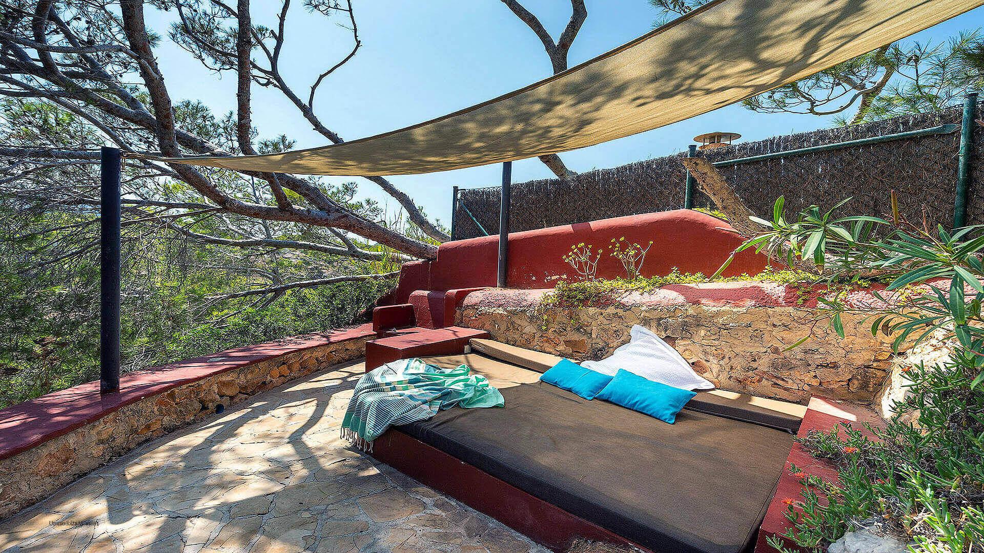 Villa Romantic Ibiza 7 Cala Carbo