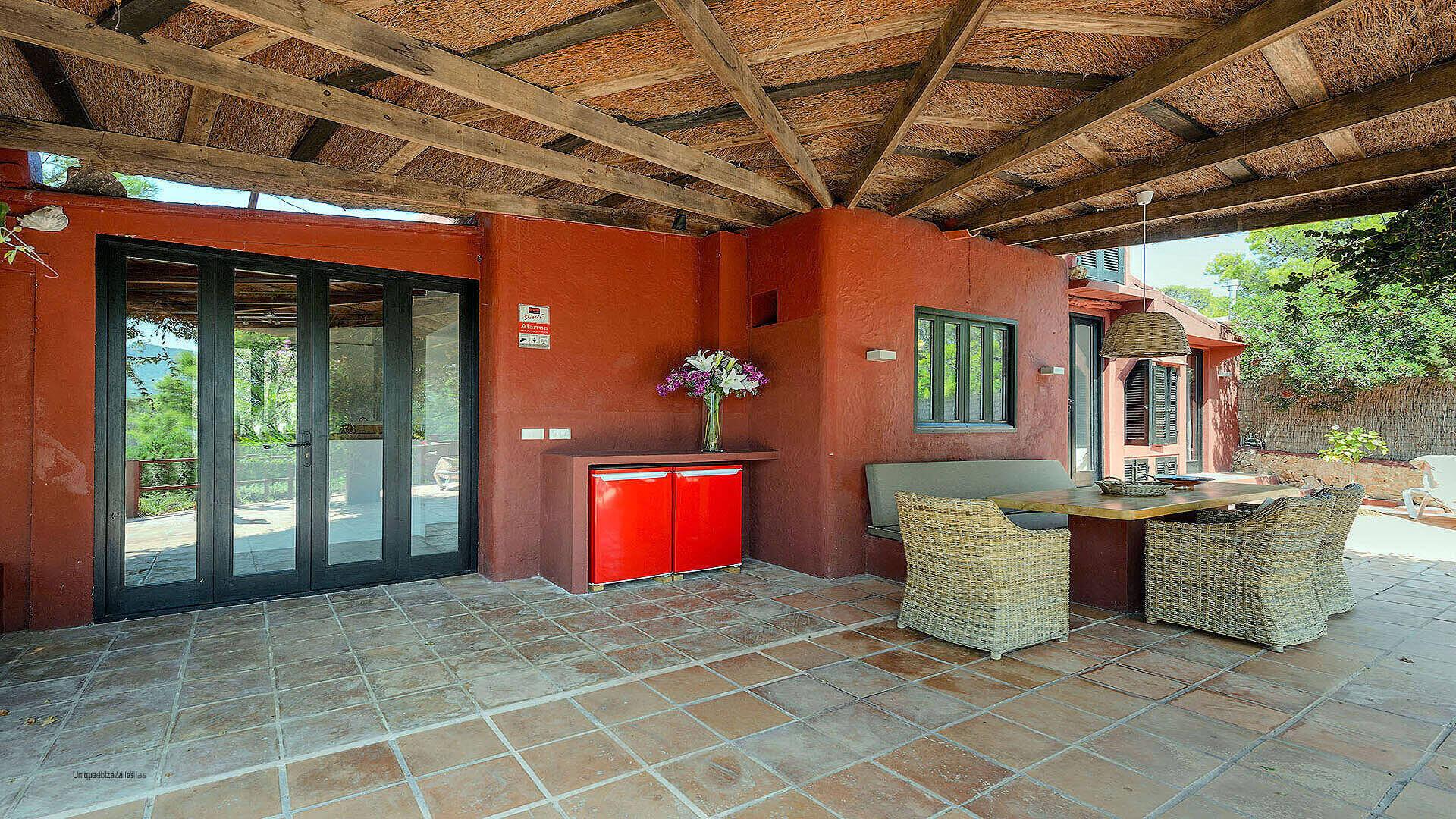 Villa Romantic Ibiza 11 Cala Carbo