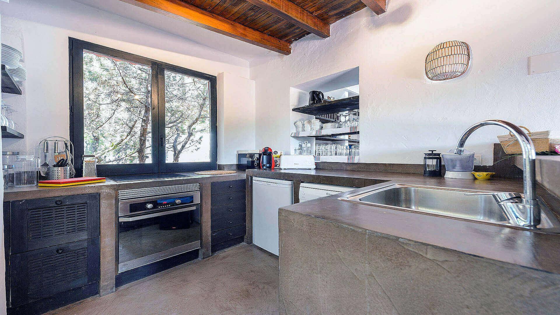 Villa Romantic Ibiza 14 Cala Carbo