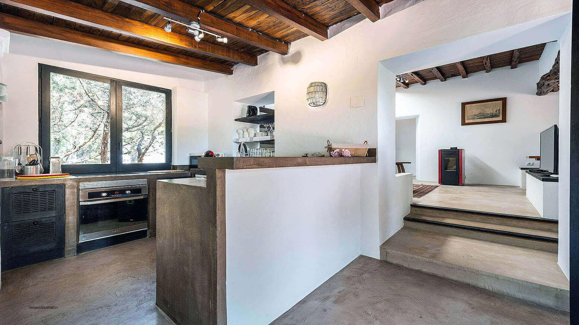 Villa Romantic Ibiza 15 Cala Carbo