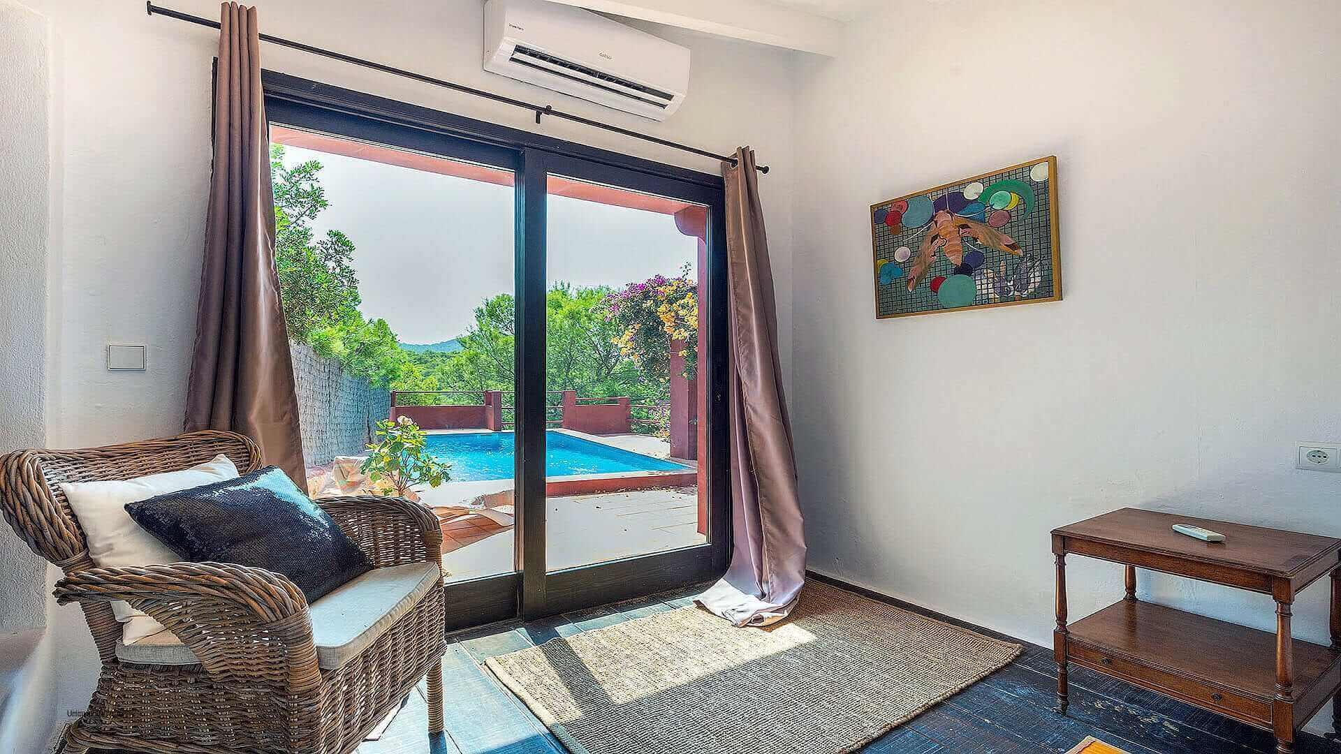 Villa Romantic Ibiza 26 Bedroom 1