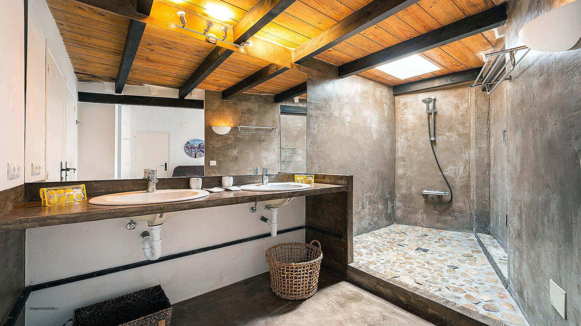 Villa Romantic Ibiza 27 Bedroom 1 En Suite