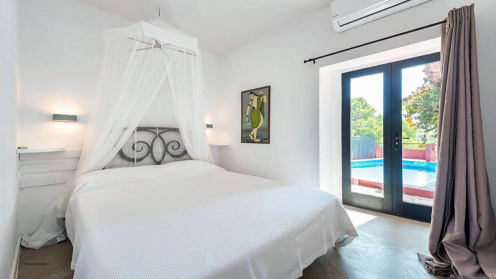 Villa Romantic Ibiza 28 Bedroom 2