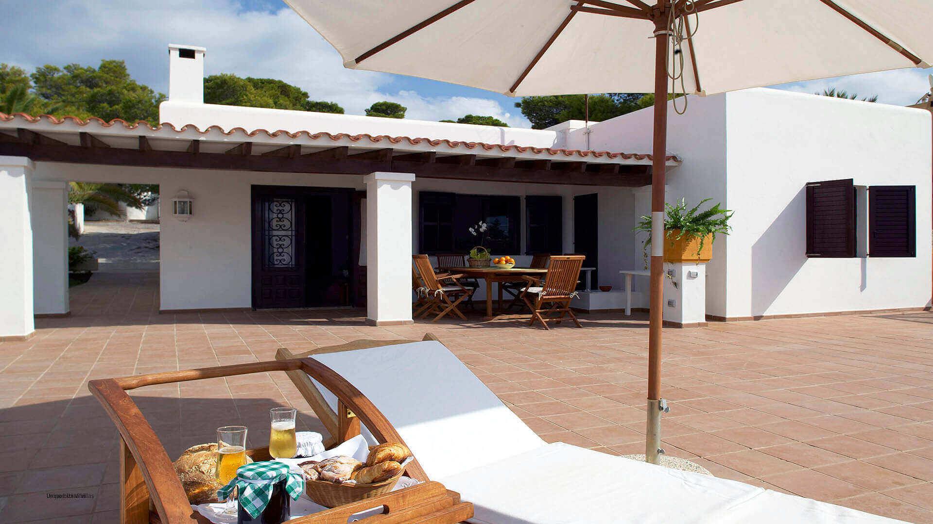 Can Bernadet Ibiza 9 Cala Codolar