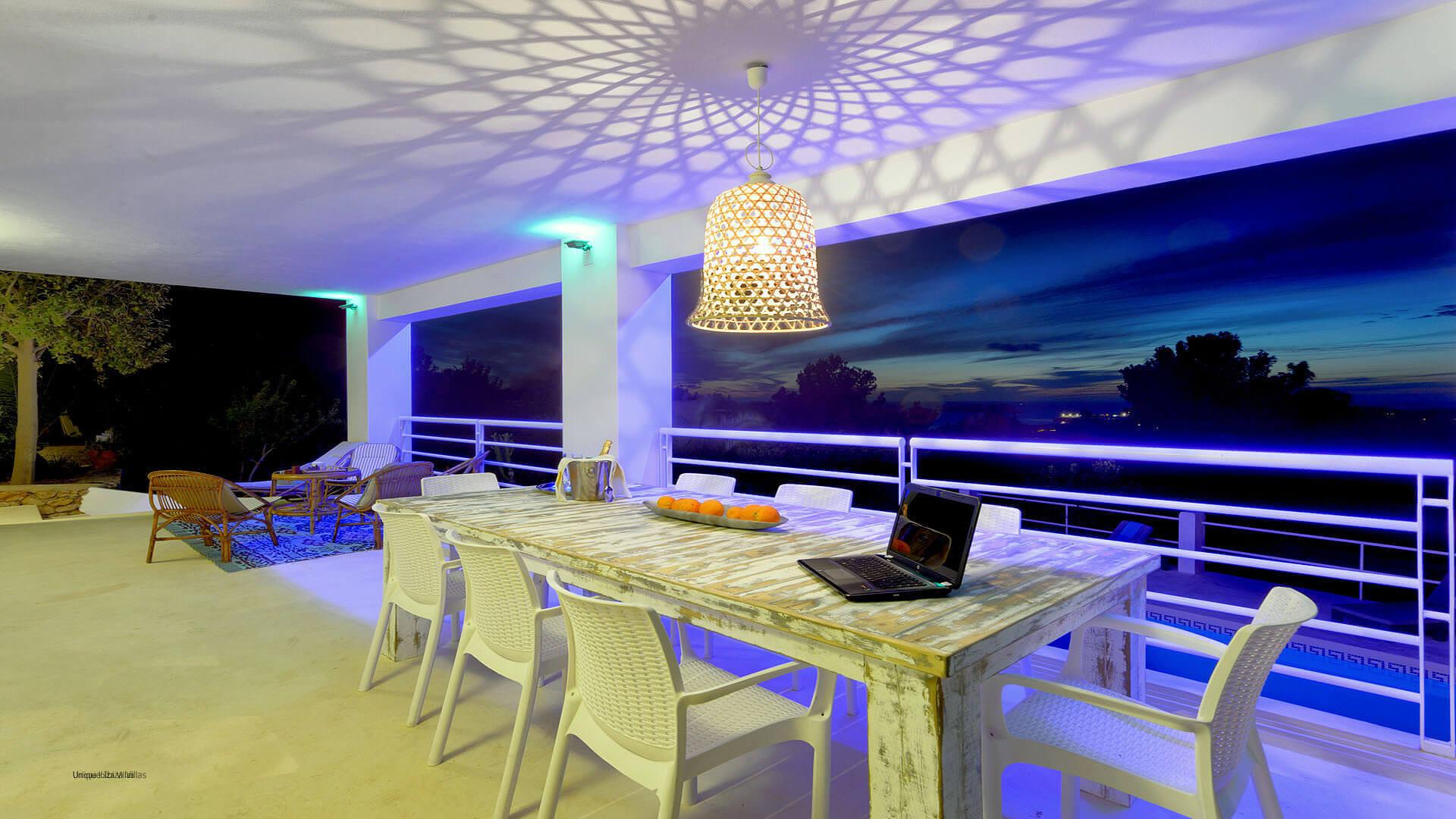 Can Tarida Ibiza 12 Ground Floor Terrace