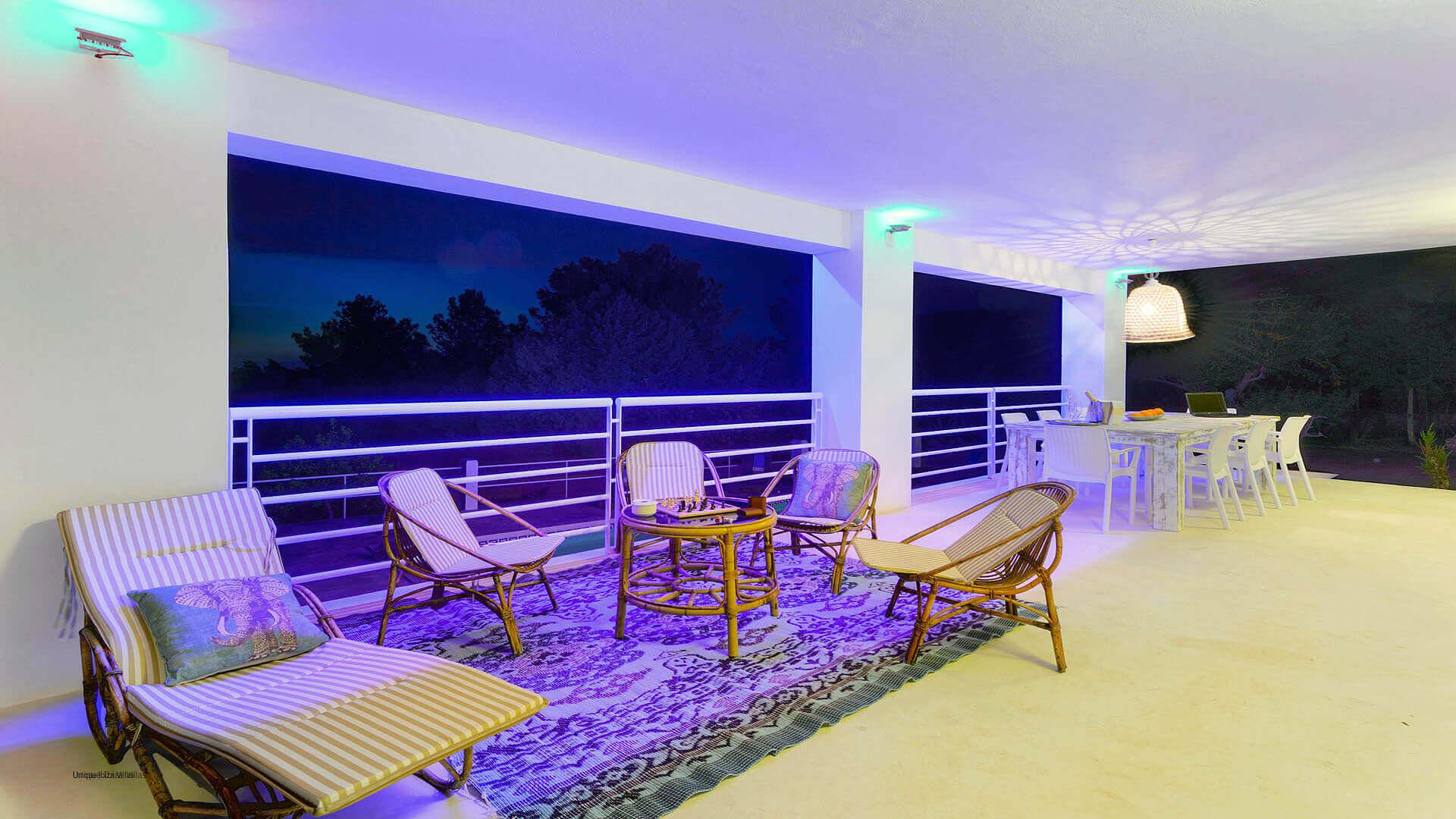 Can Tarida Ibiza 13 Ground Floor Terrace