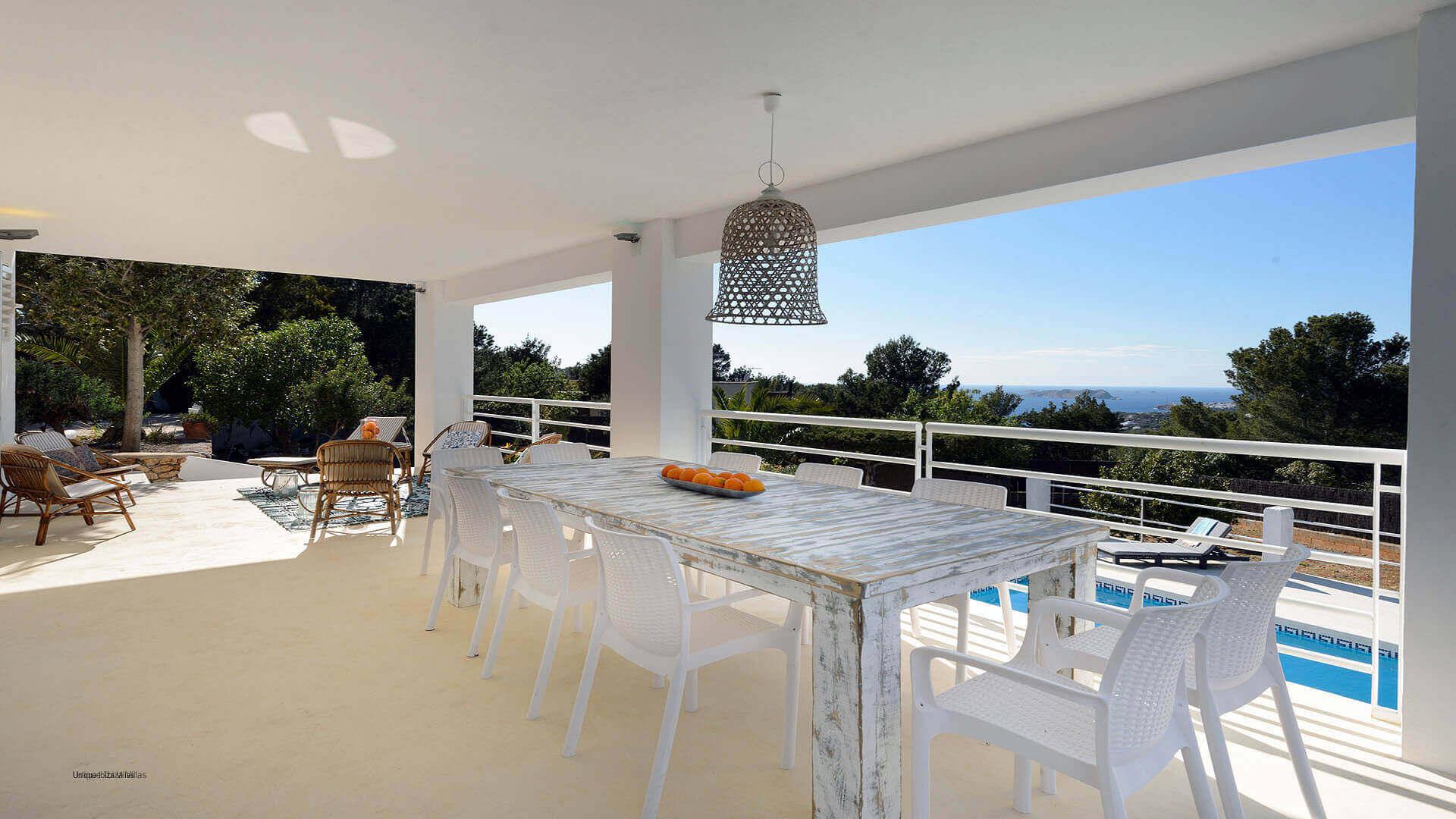Can Tarida Ibiza 14 Ground Floor Terrace