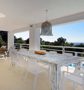 Can Tarida Ibiza 14 Ground Floor Terrace