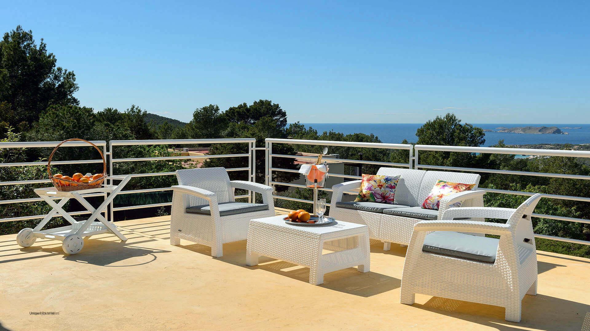 Can Tarida Ibiza 16 First Floor Terrace