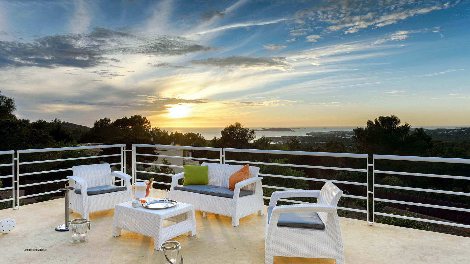 Can Tarida Ibiza 17 First Floor Terrace