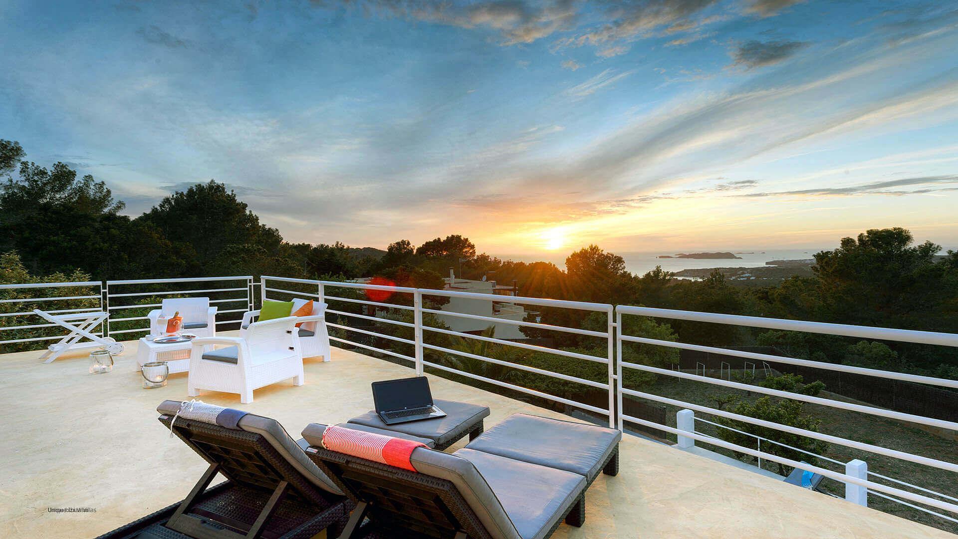 Can Tarida Ibiza 18 First Floor Terrace