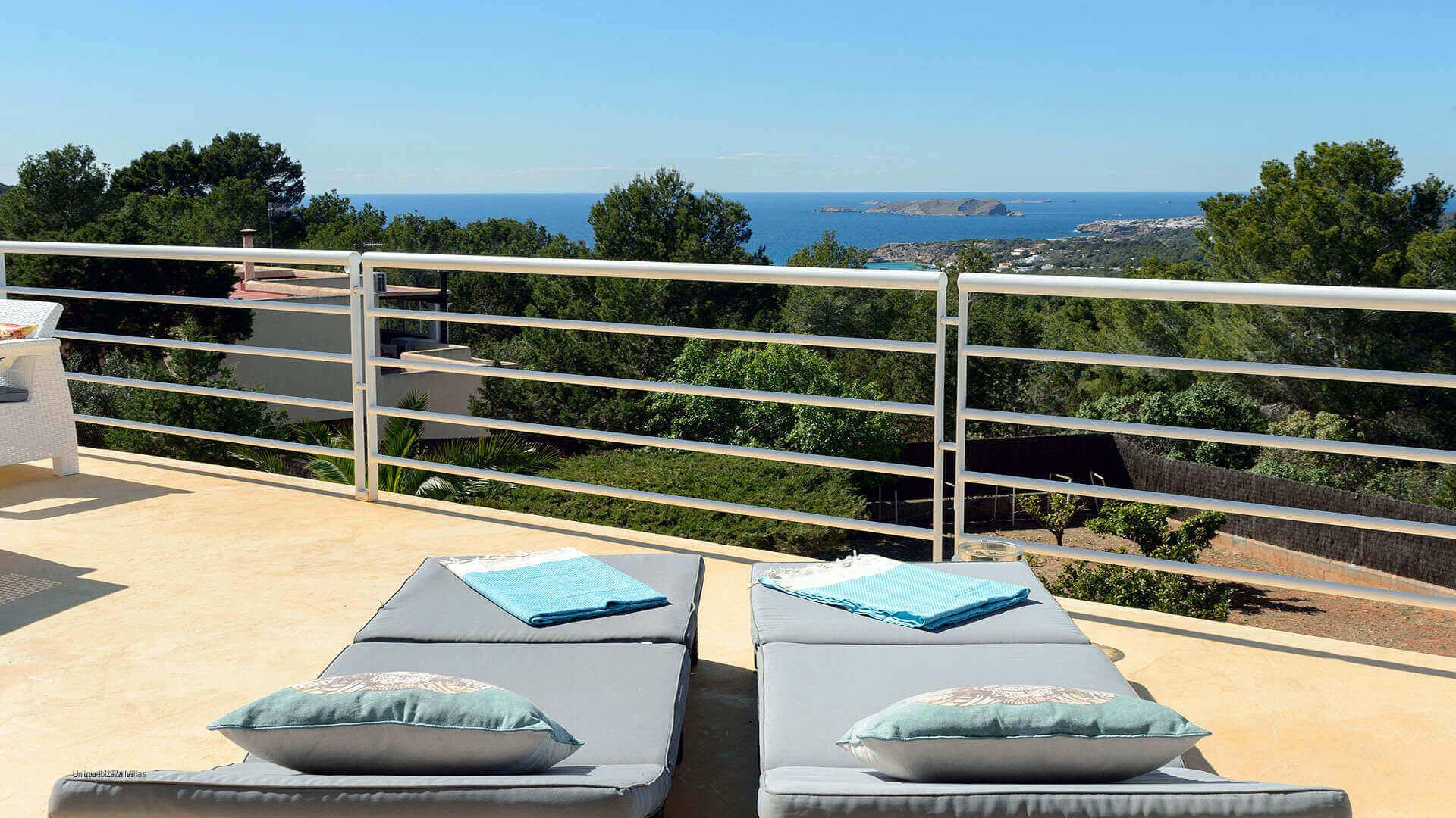 Can Tarida Ibiza 19 First Floor Terrace
