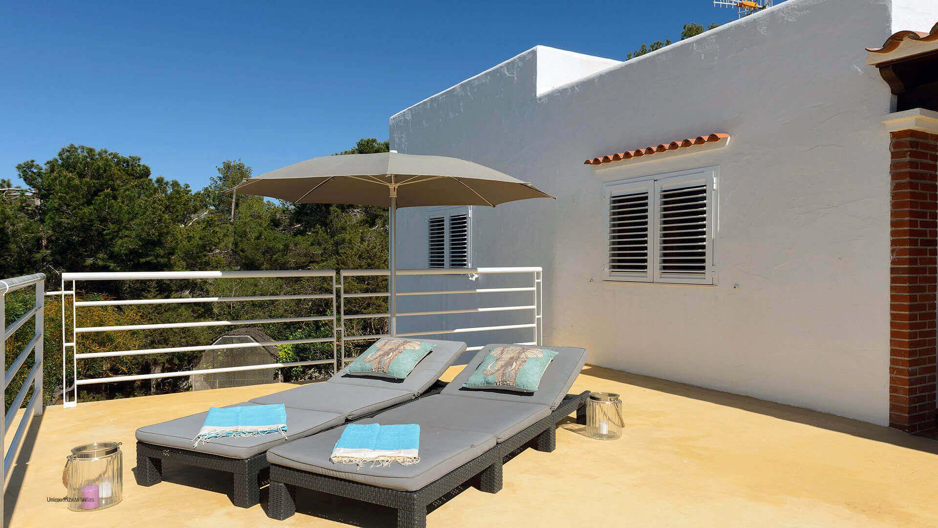 Can Tarida Ibiza 20 First Floor Terrace