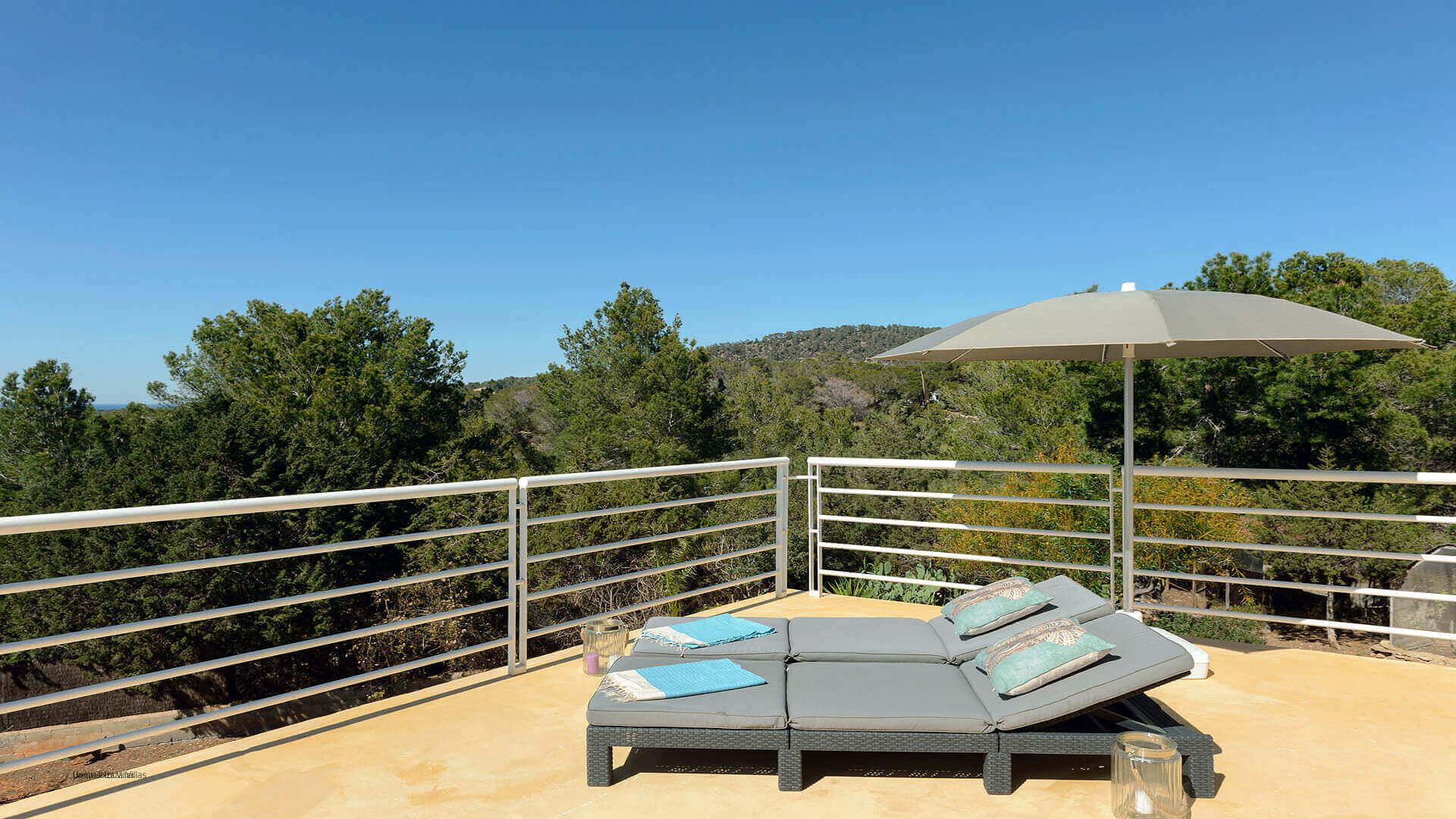 Can Tarida Ibiza 21 First Floor Terrace