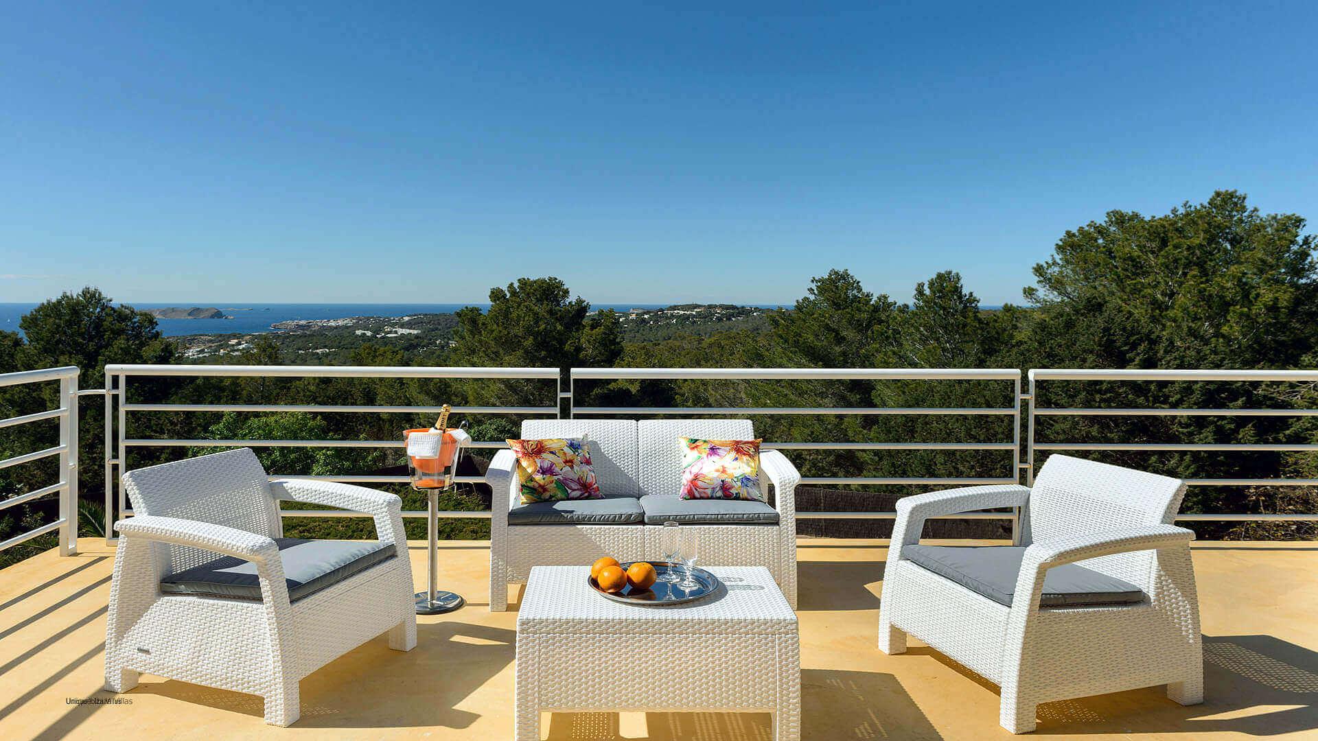 Can Tarida Ibiza 22 First Floor Terrace