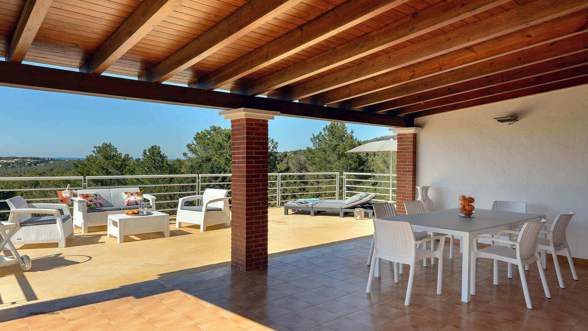 Can Tarida Ibiza 23 First Floor Terrace