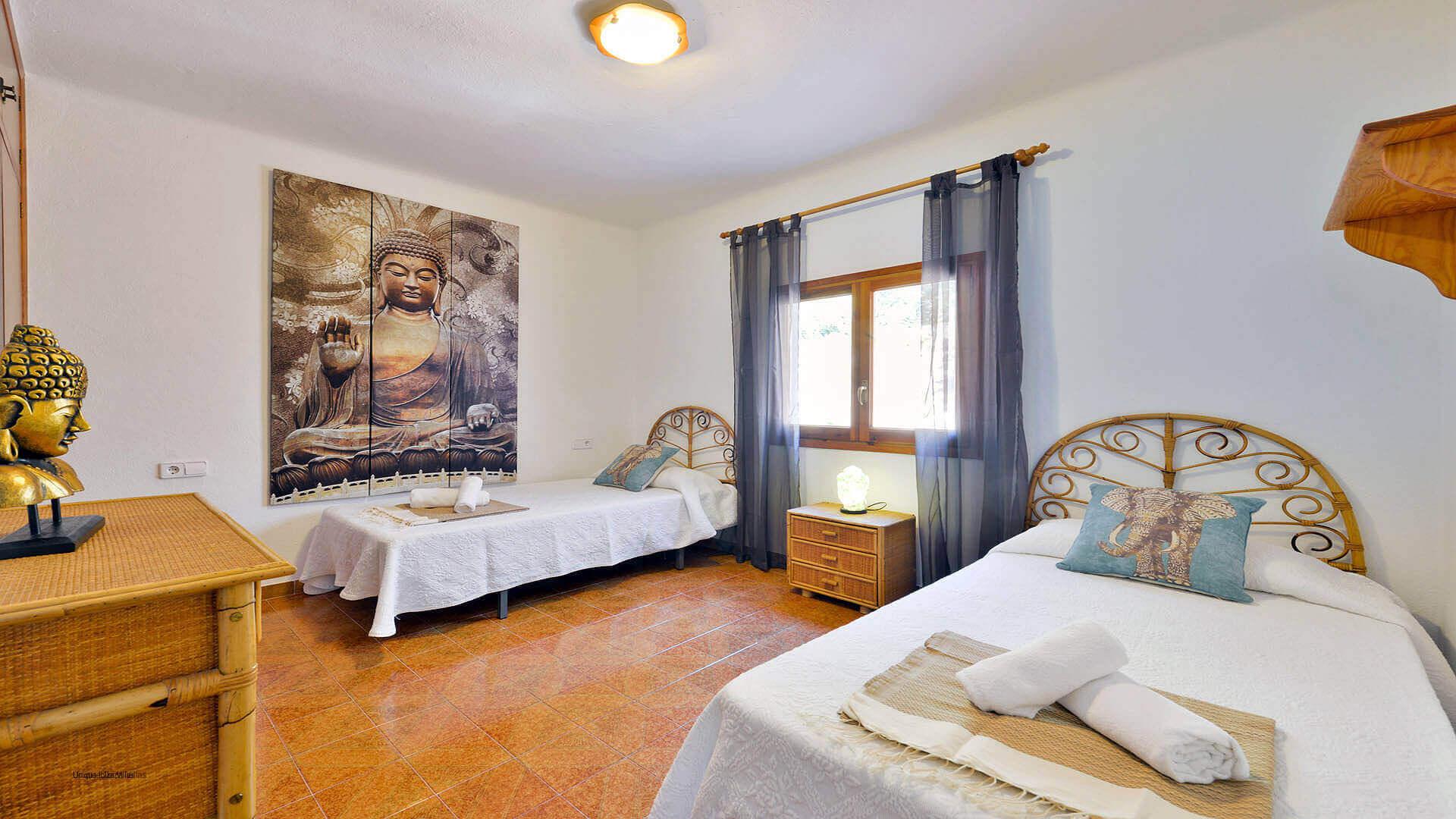 Can Tarida Ibiza 43 Bedroom 4