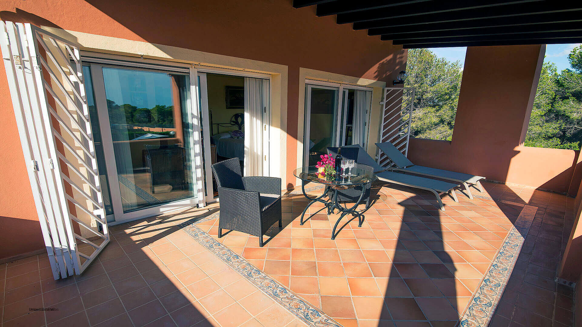 Cana Lucia Ibiza 28 Bedroom 1 Terrace