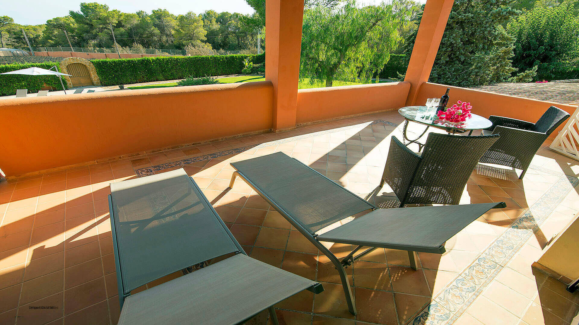 Cana Lucia Ibiza 29 Bedroom 1 Terrace