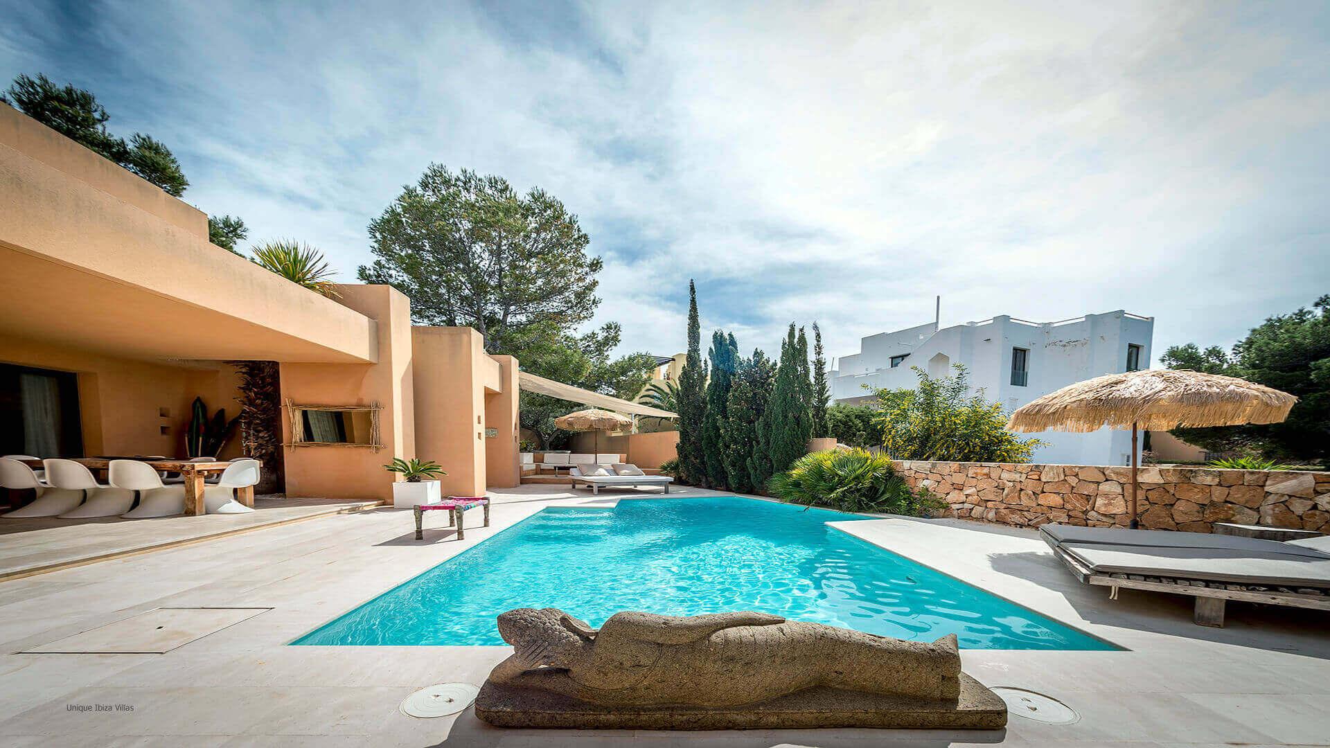 La Villa Ibiza 2 Calo Den Real
